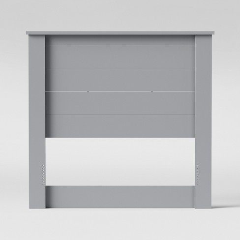 Osa Kids Headboard Light Gray (Twin) - Pillowfort™ - image 1 of 4