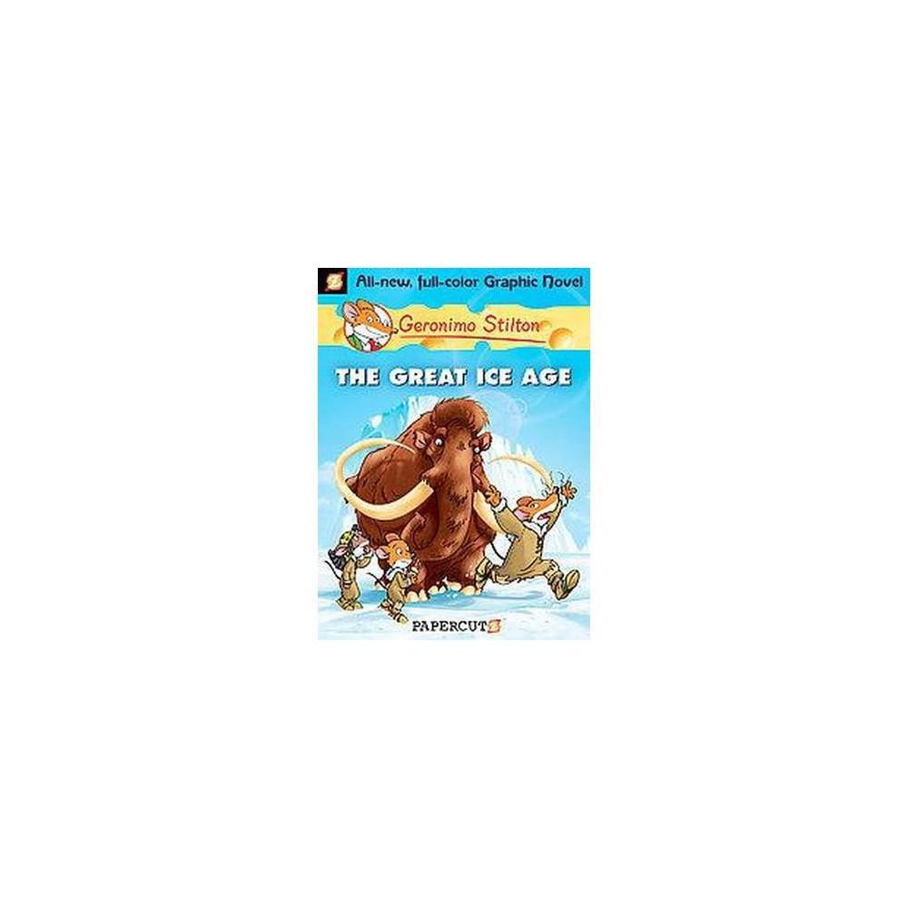 Geronimo Stilton 5 : The Great Ice Age (Hardcover)