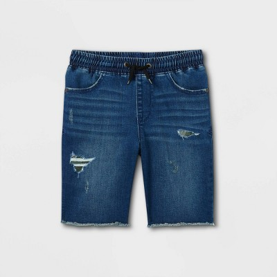 Boys' Pull-On Shorts - art class™ Dark Blue