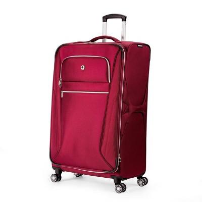 SWISSGEAR 29  Checklite Suitcase - Burgundy Velvet