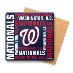 52a312cf094 MLB Washington Nationals Boys  Gray Athleisure T-Shirt   Target