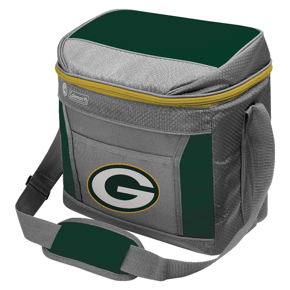 Coleman NFL 16-Can Soft Sided Cooler - Green Bay Packers
