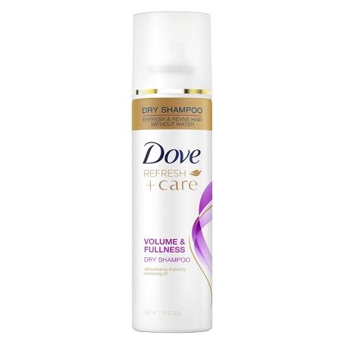 Dove Volume & Fullness Dry Shampoo - Travel Size - 1.15 fl oz - image 1 of 4