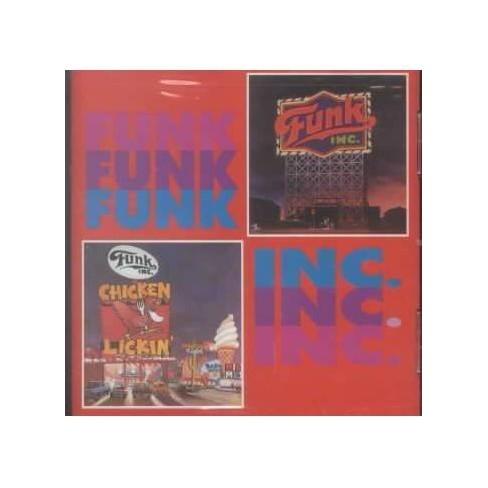 Funk Inc. - Funk Inc. (CD) - image 1 of 1