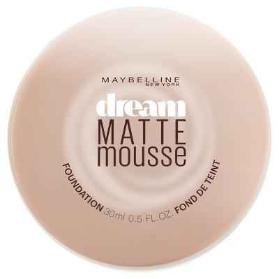 Face Makeup: Maybelline Dream Matte Mousse