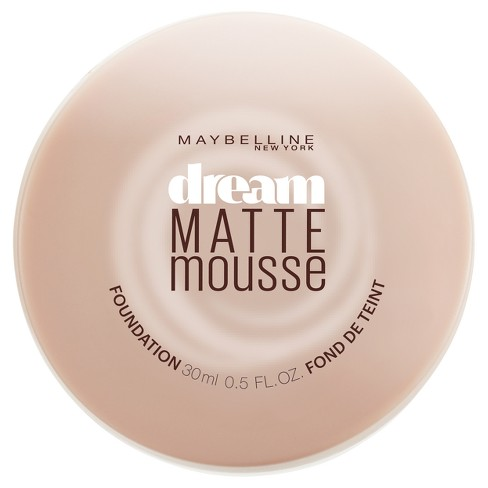 Maybelline Dream Matte Mousse Foundation Light Shades - image 1 of 3