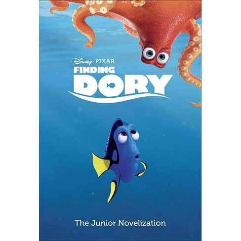 Finding Dory: The Junior Novelization (Disney/Pixar Finding Dory) (Paperback) by Suzanne Francis - image 1 of 1