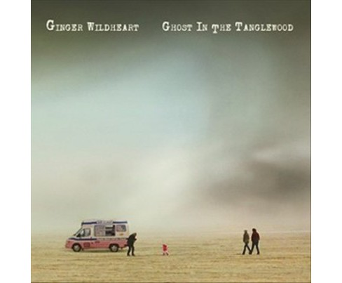 Ginger Wildheart - Ghost In The Tanglewood (CD) - image 1 of 1