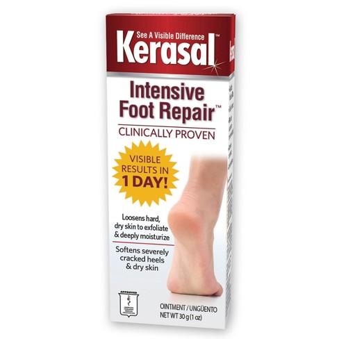 Kerasal Intensive Foot Repair Ointment - 1oz - image 1 of 4
