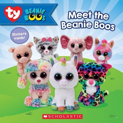 Meet the Beanie Boos -  (Beanie Boos) by Joan Emerson (Paperback) - image 1 of 1
