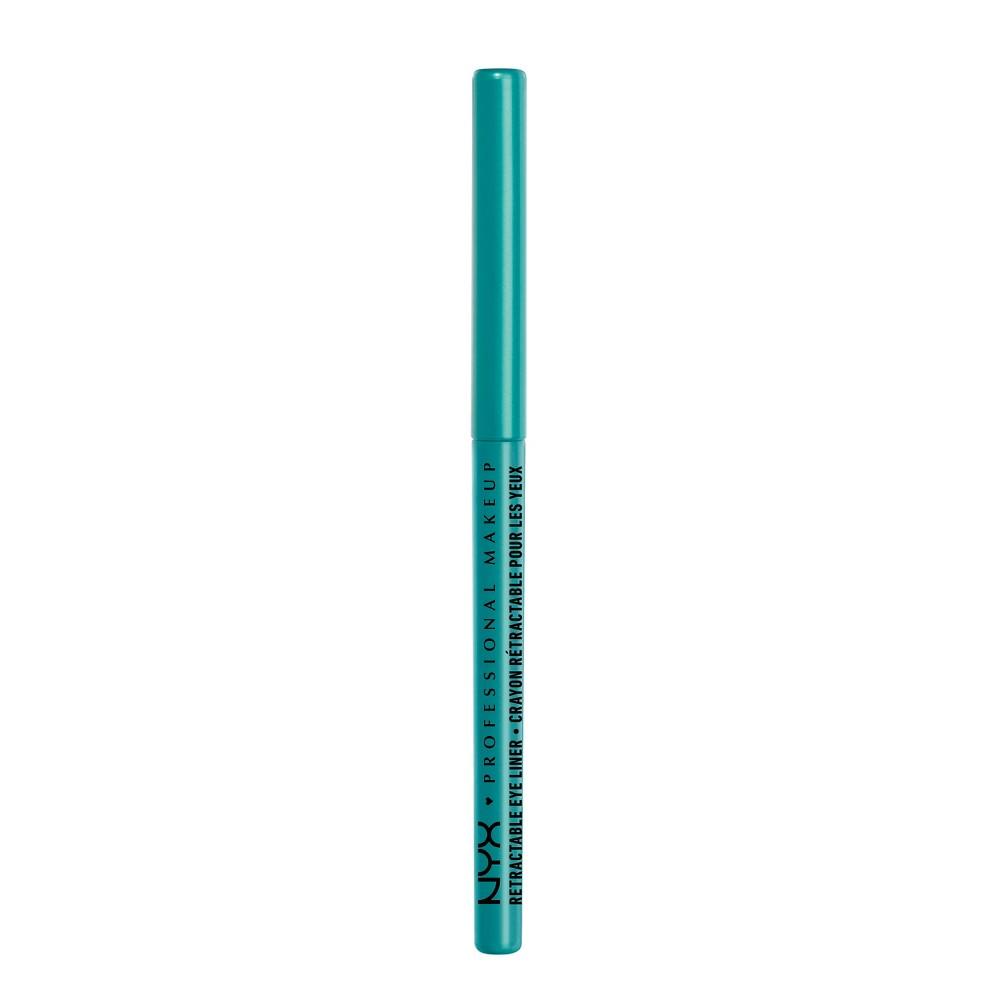 Nyx Professional Makeup Retractable Eyeliner Aqua Green - 0.01oz