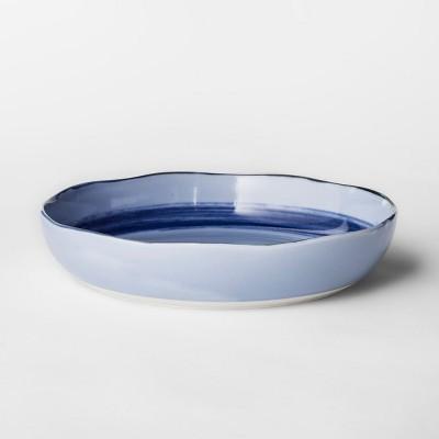 24.8oz Porcelain Valetta Bowl Blue - Project 62™