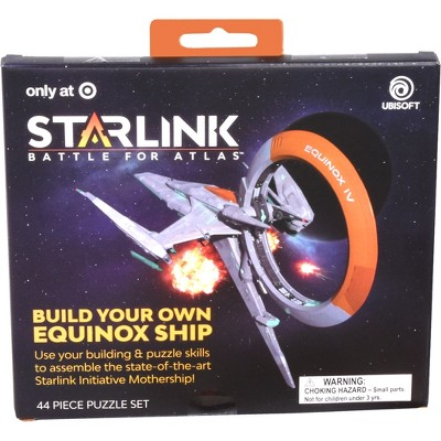 Starlink: Battle for Atlas STEM Build Your Own Spaceship - 43pc  Puzzle Set