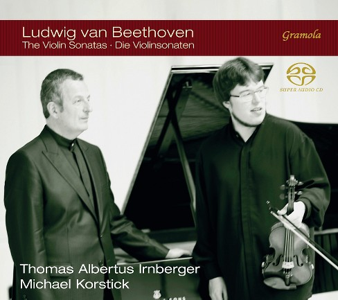 Thomas al irnberger - Beethoven:Violin sonatas (CD) - image 1 of 1
