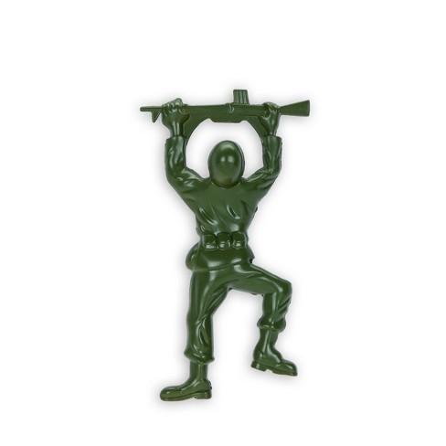 True Army Man Bottle Opener Green