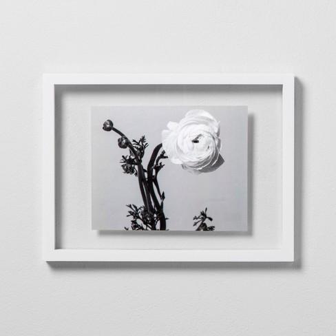 Float Frame White 11\