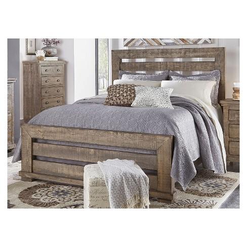 Willow Slat Bed - Progressive Furniture - image 1 of 1