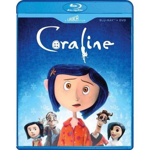Coraline (LAIKA Studios Edition)(Blu-ray) - image 1 of 1
