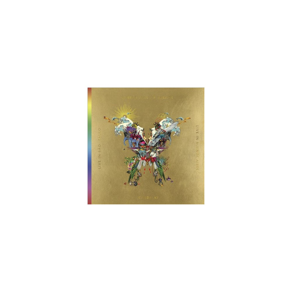Coldplay - Butterfly Package (Live In Buenos Air (CD)