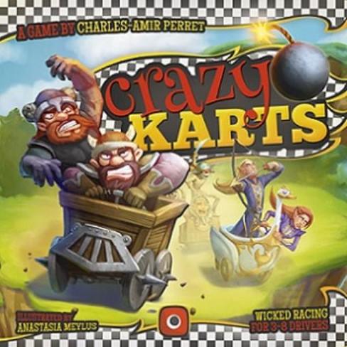 Crazy Karts Board Game - image 1 of 1