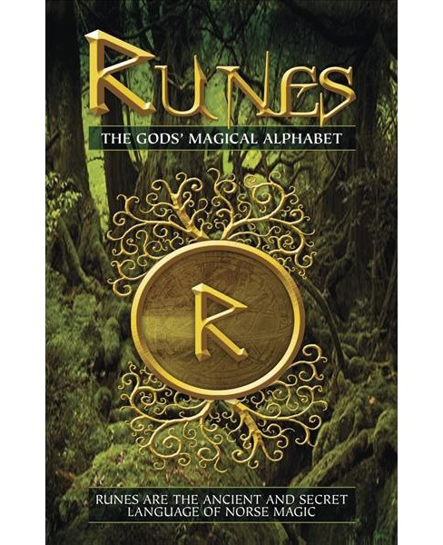 Runes : The Gods' Magical Alphabet (Hardcover) (Bianca Luna) - image 1 of 1