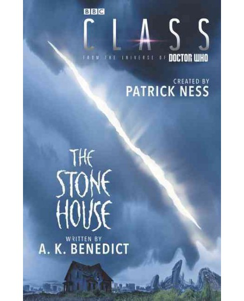 Stone House (Hardcover) (A. K. Benedict) - image 1 of 1