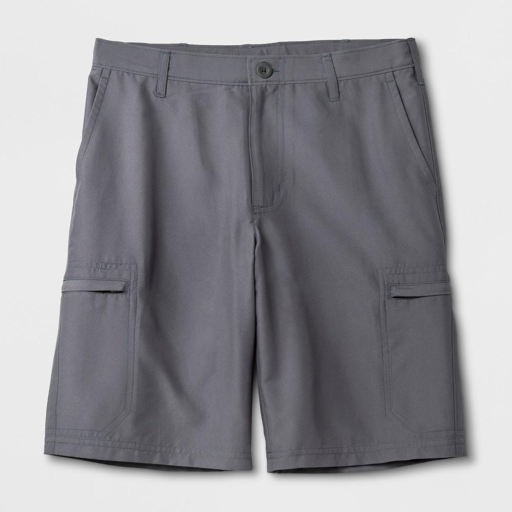 Boys' Cargo Golf Shorts - C9 Champion Gray S