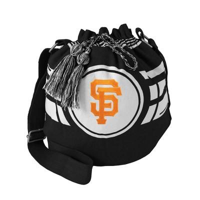 MLB Little Earth Ripple Drawstring Bucket Bag