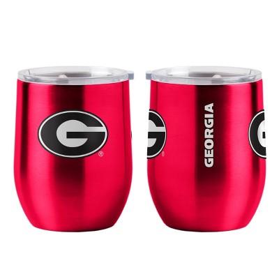NCAA Georgia Bulldogs Gameday Curved Ultra Tumbler - 16oz