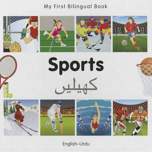 Sports - (My First Bilingual Book) (Board_book) - image 1 of 1