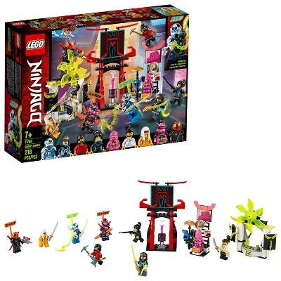 LEGO NINJAGO Gamer's Market Ninja Building Kit 71708