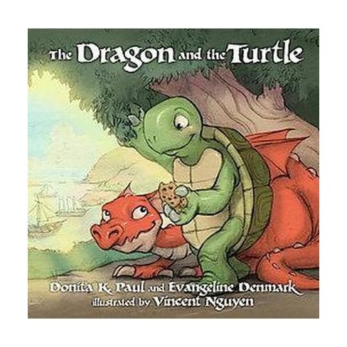 The Dragon And The Turtle Hardcover Target