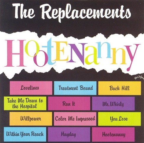 Replacements - Hootenany (Vinyl) - image 1 of 1