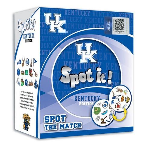 NCAA Kentucky Wildcats Spot It Game - image 1 of 2
