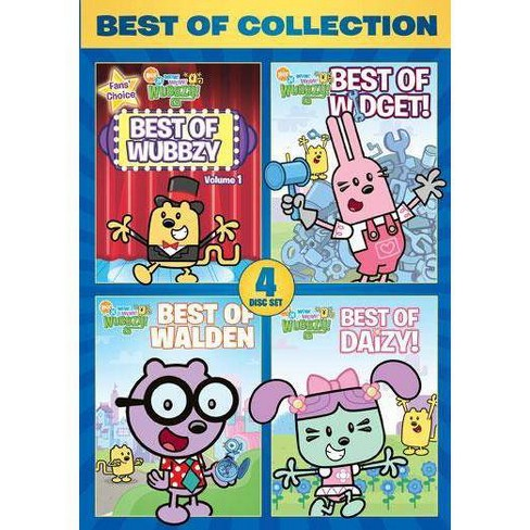 Wow Wow Wubbzy: Best of Collection (DVD) - image 1 of 1