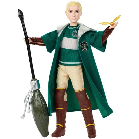 Harry Potter Quidditch Doll - Draco Malfoy - image 1 of 4