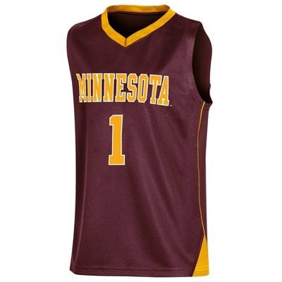 NCAA Minnesota Golden Gophers Boys' Basketball Jersey