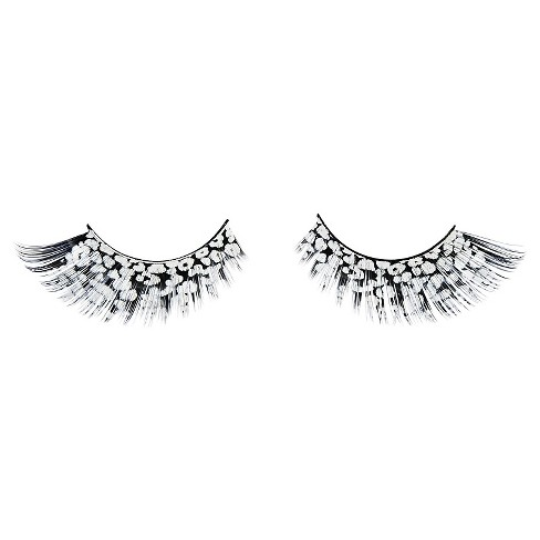 Leopard Print Eyelashes - One Size Fits Most - image 1 of 3