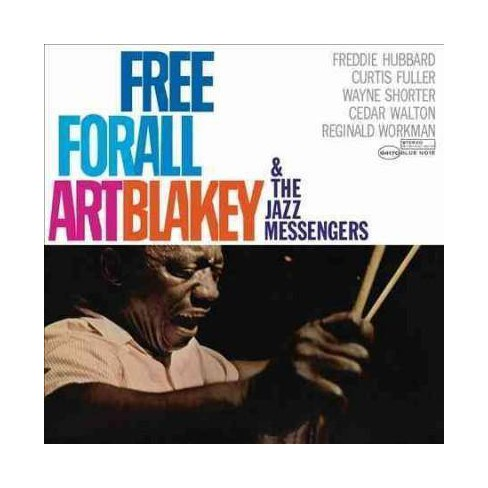 Art  Blakey &  The Jazz Messengers - Free For All (Vinyl) - image 1 of 1