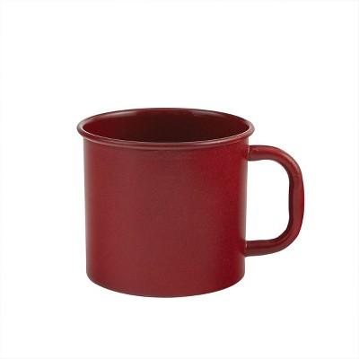 Park Designs Linville Enamel Mug Set - Red