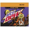 Mountain Dew VooDew - 12pk/12 fl oz Cans - image 3 of 3