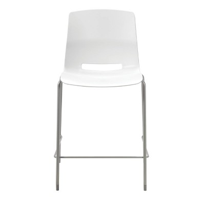 """25"""" Lola Stacking Office Counter Height Barstool - Olio Designs"""
