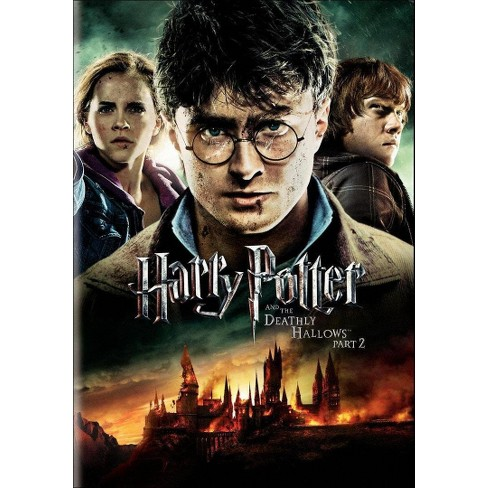 harry potter and the deathly hallows part 2 target