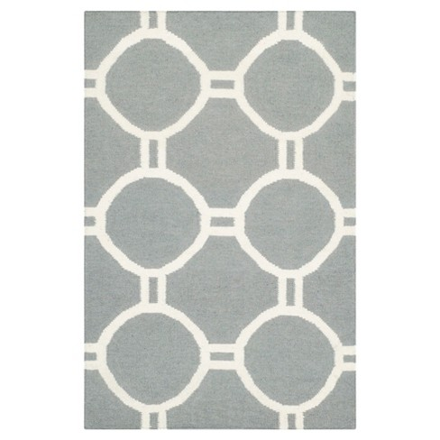Cady Dhurrie Rug - Safavieh - image 1 of 4