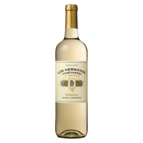 Los Hermanos® Moscato - 750mL Bottle - image 1 of 1