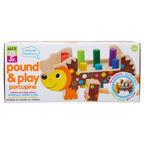 ALEX Toys ALEX Jr. Pound and Play Porcupine - image 1 of 4