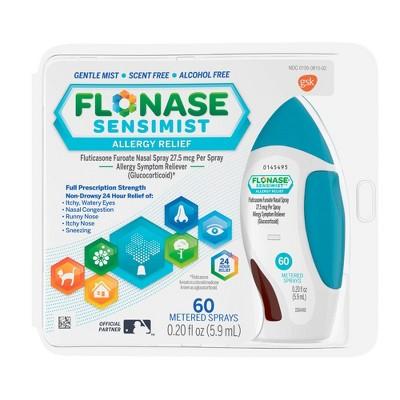 Flonase Sensimist Allergy Relief Nasal Spray - Fluticasone Furoate