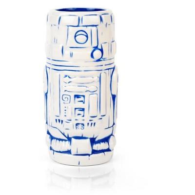 Beeline Creative Geeki Tikis Star Wars R2-D2 Mug   Ceramic Tiki Style Cup   Holds 14 Ounces