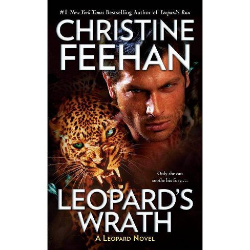 Leopard's Wrath - (Leopard Novel) by Christine Feehan (Paperback) - image 1 of 1