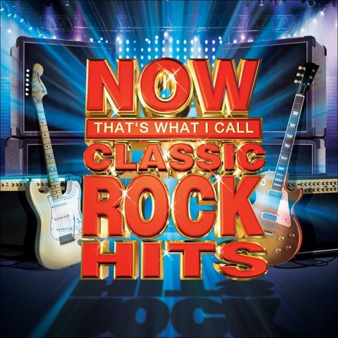 Various Artists - Now That's What I Call Classic Rock Hits (CD) - image 1 of 1